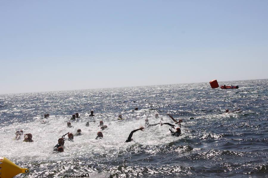 Mar de Pulpí, ADN de triatlón