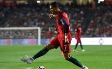 Cristiano Ronaldo llega a Rusia con más popularidad que Messi y Neymar