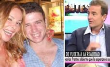 Alessandro Lequio vuelve a Telecinco y habla de su ausencia para ver a su hijo enfermo