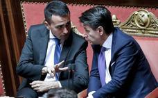 Conte se olvida del euroescepticismo y pide una UE «más fuerte y justa»