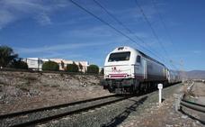 Seis trenes de Almería se retrasan en dos días