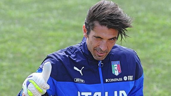 Gianluigi Buffon. /