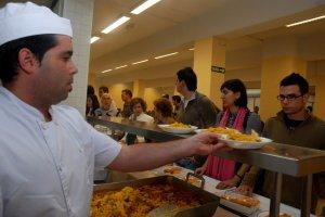 La Universidad de Granada mejora el comedor de Fuentenueva y estrena ...