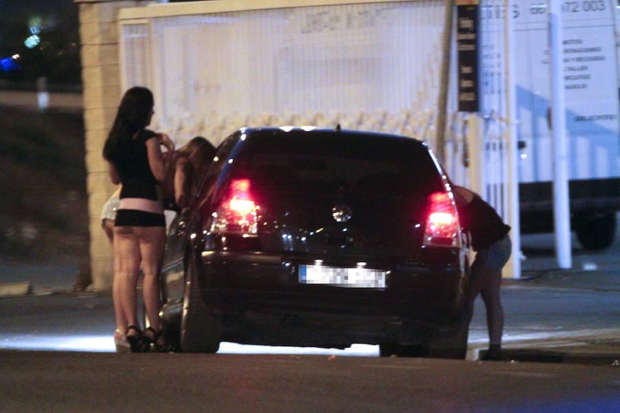 prostitutas de carretera granada prostitutas