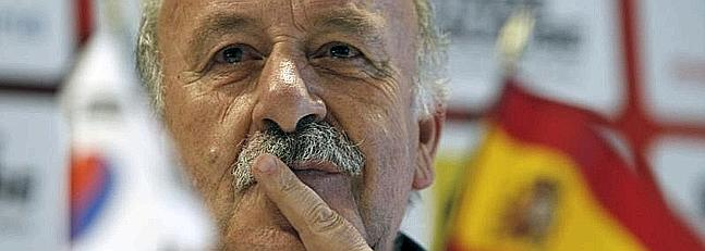 Del Bosque: �Noto un optimismo incluso exagerado�