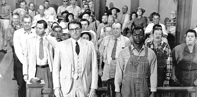 Cuando Gregory Peck encontr� a Atticus Finch