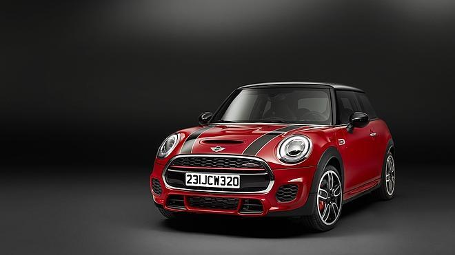Mini John Cooper Works, casi de competición