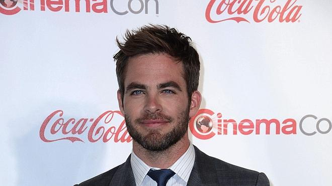 Chris Pine se une al universo de superhéroes de Warner Bros en 'Wonder Woman'