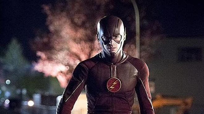 'The Flash' mantiene su dominio frente a 'Insuperables'