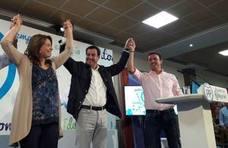 Carmen Crespo renueva su cargo como presidenta del Partido Popular en Adra