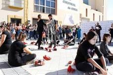 Adra sale a la calle por el Día contra la Violencia de Género