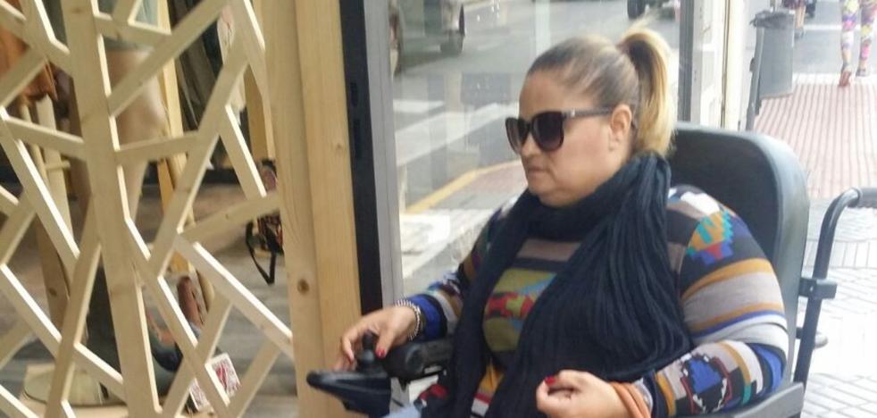 'Tarifazo' en un taxi adaptado de la capital por llevar silla de ruedas