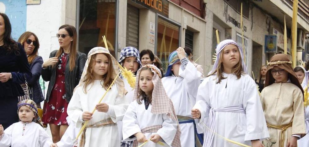 Itinerarios de la Semana Santa de Adra