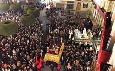 Berja concluye una Semana Santa «extraordinaria»