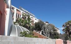La venta forzosa, la única «solución» para la reapertura del hotel Mirador de Adra