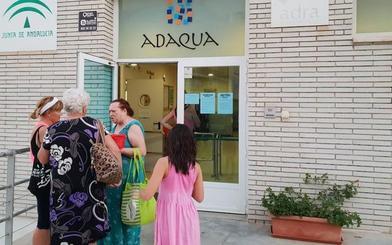 La Piscina Cubierta de Adra establece nuevas normas de acceso durante las obras
