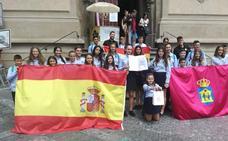 El coro Pedro de Mena, 'embajadores' de España en Praga
