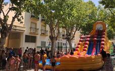 Comienza la Feria de Berja