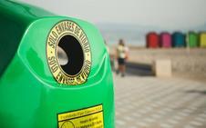 Más de 40 bares compiten en una 'liga' para reciclar vidrio