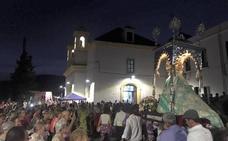 Berja termina hoy su feria con la romería al santuario de la patrona