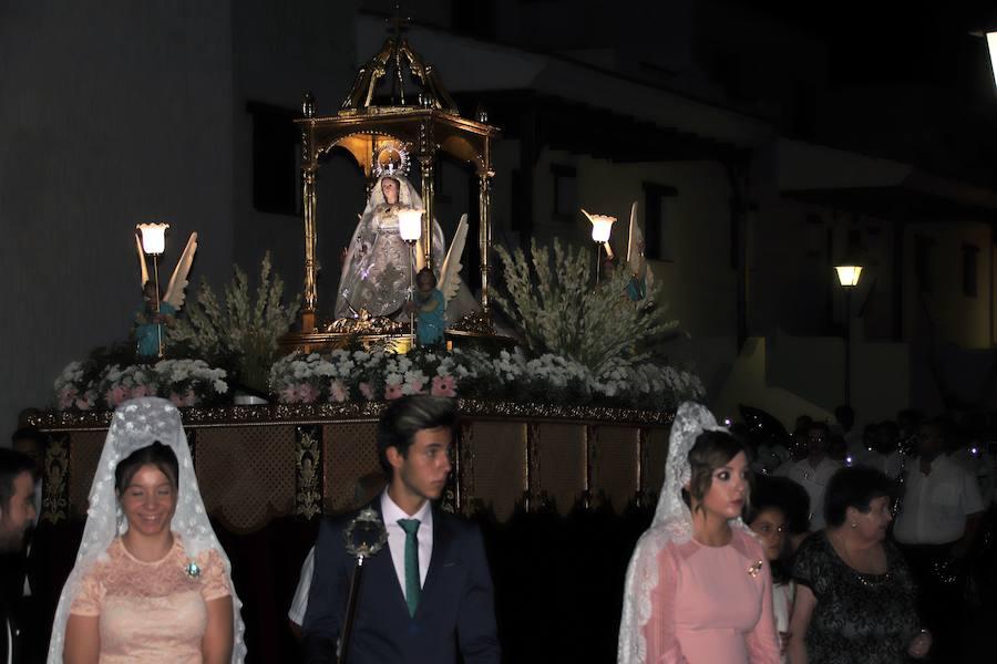 Fuente Victoria celebra 400 años de culto a su patrona