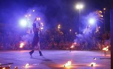 Adra vive «la mejor edición» de su Noche en Vela