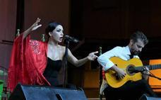 El flamenco impone su sitio en el Festival de Cante Grande
