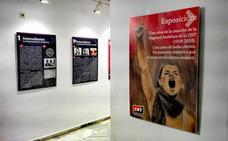 CNT repasa el origen y la evolución del sindicato en una exposición