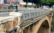 Preocupación por el estado del puente de Puente del Río