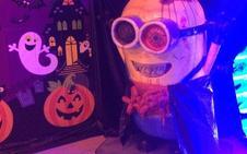 Fiesta de Halloween en Cosmos