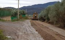 Fomento anuncia cortes de tráfico durate un mes en la variante noroeste de Berja