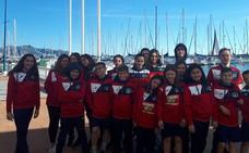 El Club de Natación recorta sus tiempos en Motril