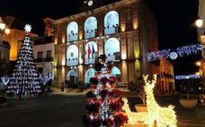 El pascuero da forma a la Navidad en Laujar de Andarax