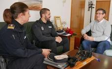 El alcalde de Adra «confía» en incorporar nuevos agentes de la Policía Local en 2019