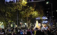 Los Reyes Magos en Berja parten del CUM