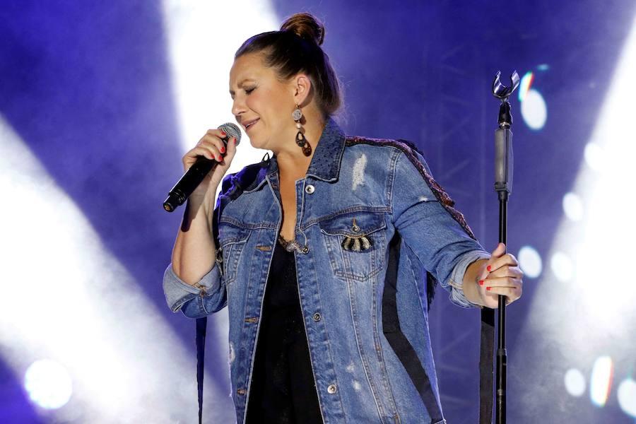 Cancelan el concierto de Niña Pastori en Adra