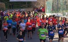 Cerca de 300 personas salen a correr en La Alquería