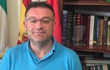 José Carlos Lupión, candidato a la alcaldía por el PP de Berja