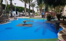 Medio millón de euros para arreglar cinco parques infantiles