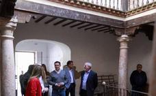 El presidente de Diputación visita el Palacio del Rey Chico
