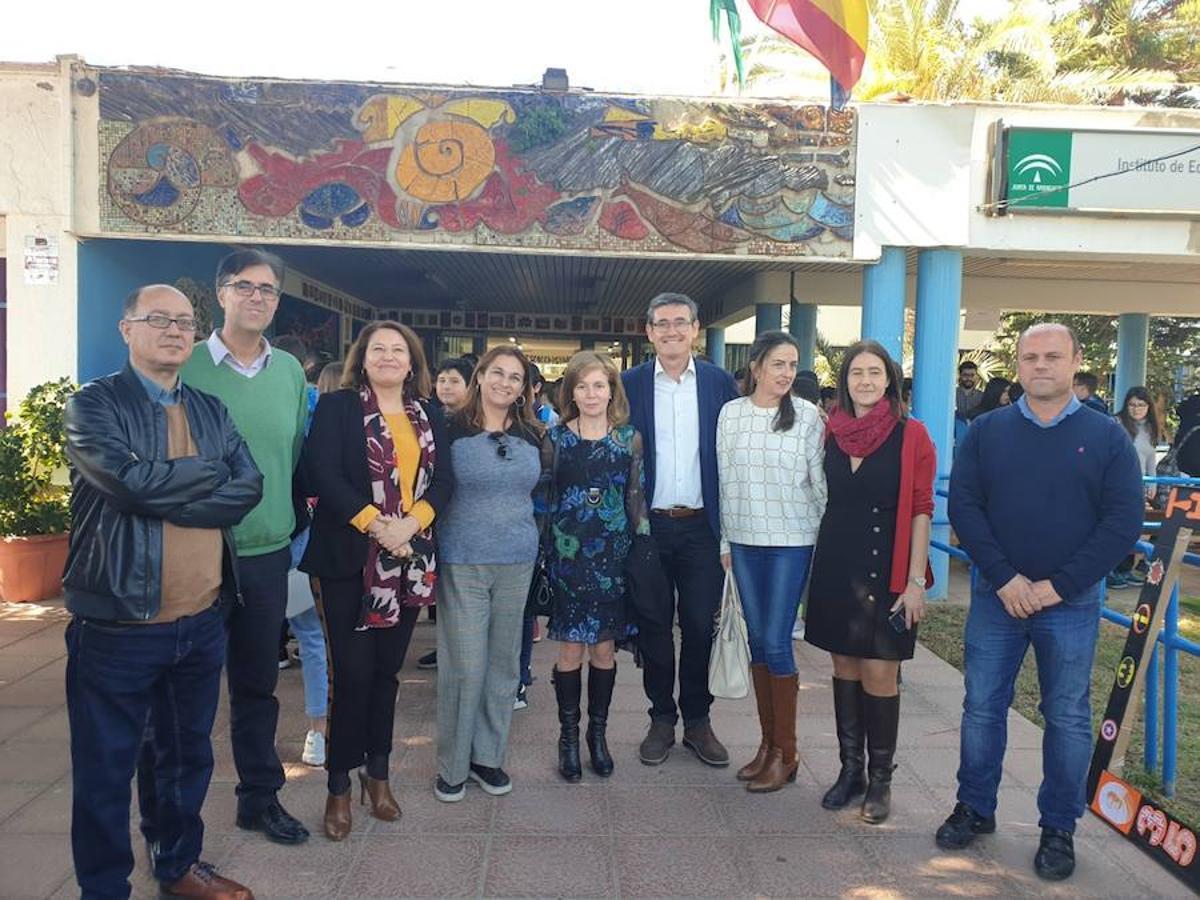 Adra, sede de la Olimpiada Matemática en Almería