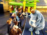 Adra celebra la tercera edición de la Feria Infantil