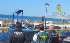 Detenido un hombre en Balanegra por exhibirse ante menores