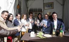 Laujar ultima los preparativos para celebrar la Feria del Vino de la Alpujarra