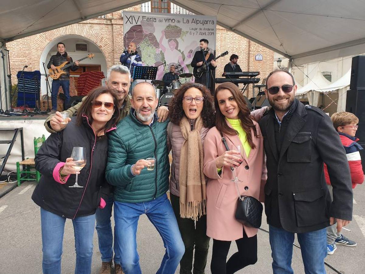 Laujar, escaparate del vino en la Alpujarra