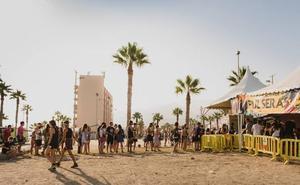 Siete bandas de rock darán la bienvenida en Adra a los 'juerguistas' de la séptima edición