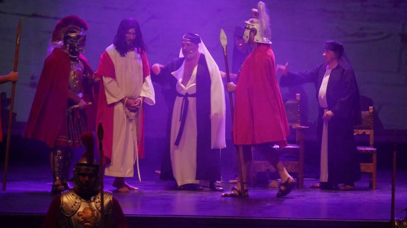 La Pasión, punto de arranque de la Semana Santa de Adra