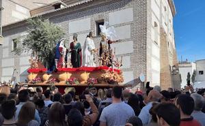 El Prendimiento sale a la calle en el Martes Santo abderitano