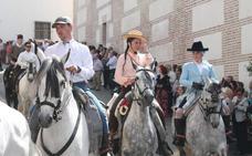 Sólo los caballos inscritos podrán participar en la romería de San Marcos
