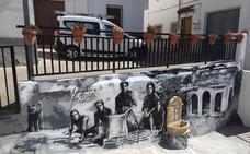 Homenaje a las lavanderas en Alcolea